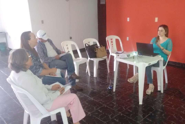 Diretoria do Comitê do Alto Jaguaribe discute planejamento para 2019