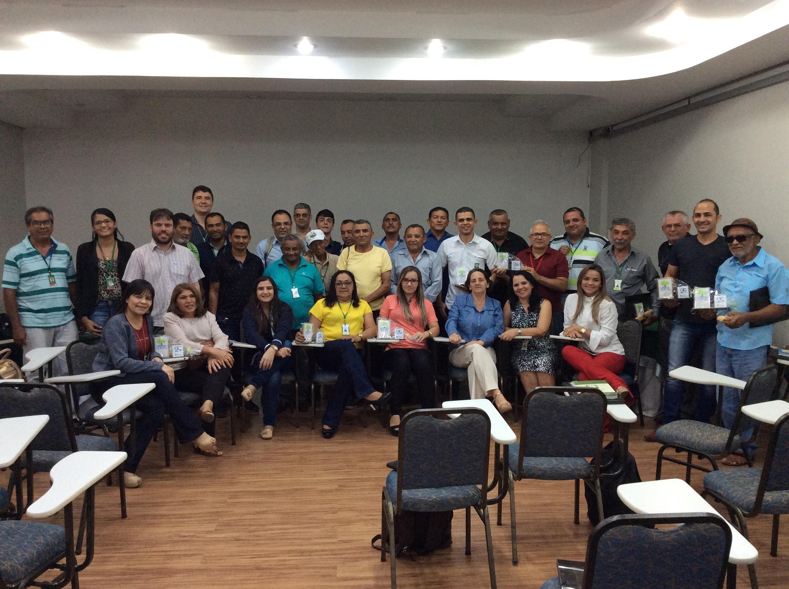 Comitê do Rio Salgado define processo de renovação para 2019