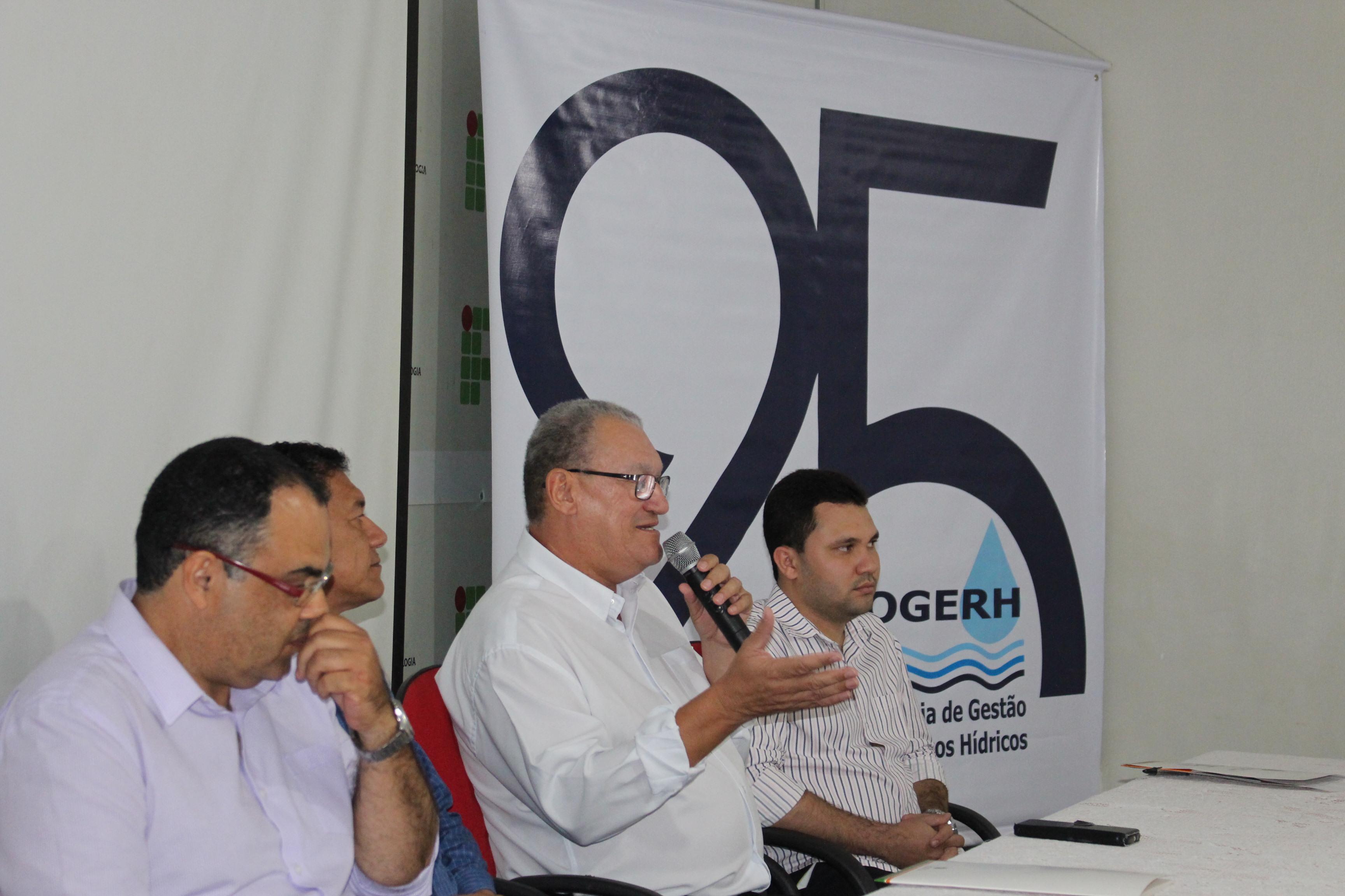 Evento aponta avanços e desafios na gestão da água no Cariri