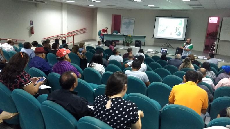 Baixo Jaguaribe: Comitê de Bacia discute situação hídrica da região e acolhe novos membros