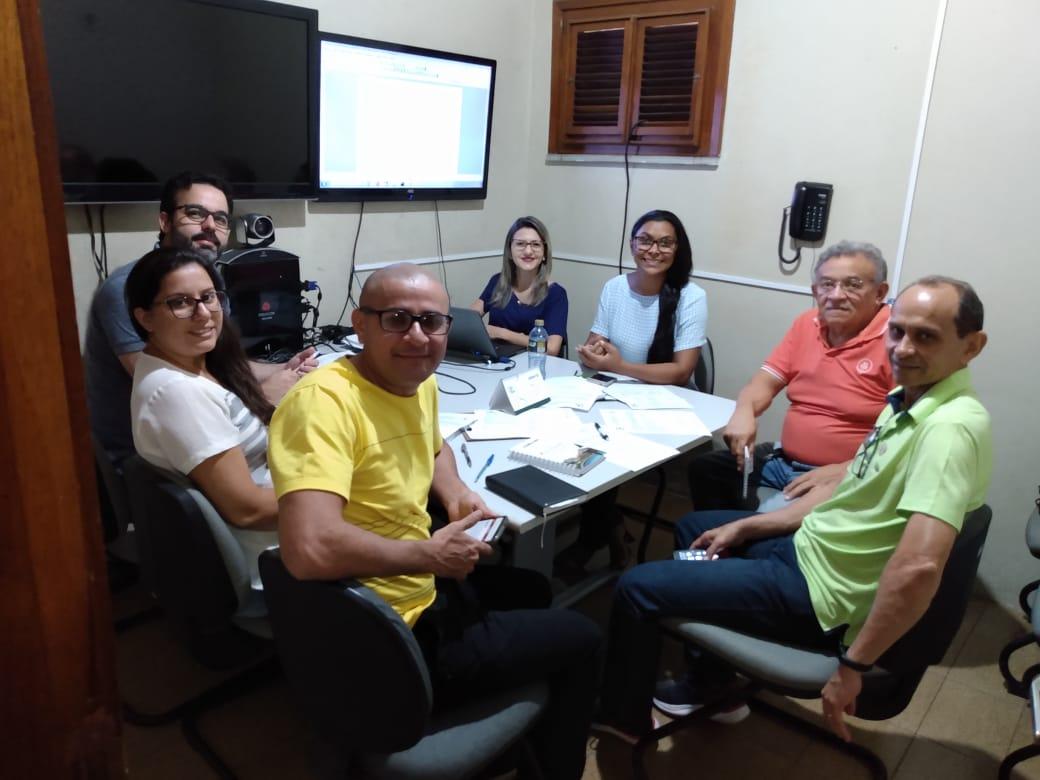 Diretoria do Comitê da Bacia dos Sertões de Crateús planeja ações para o primeiro semestre