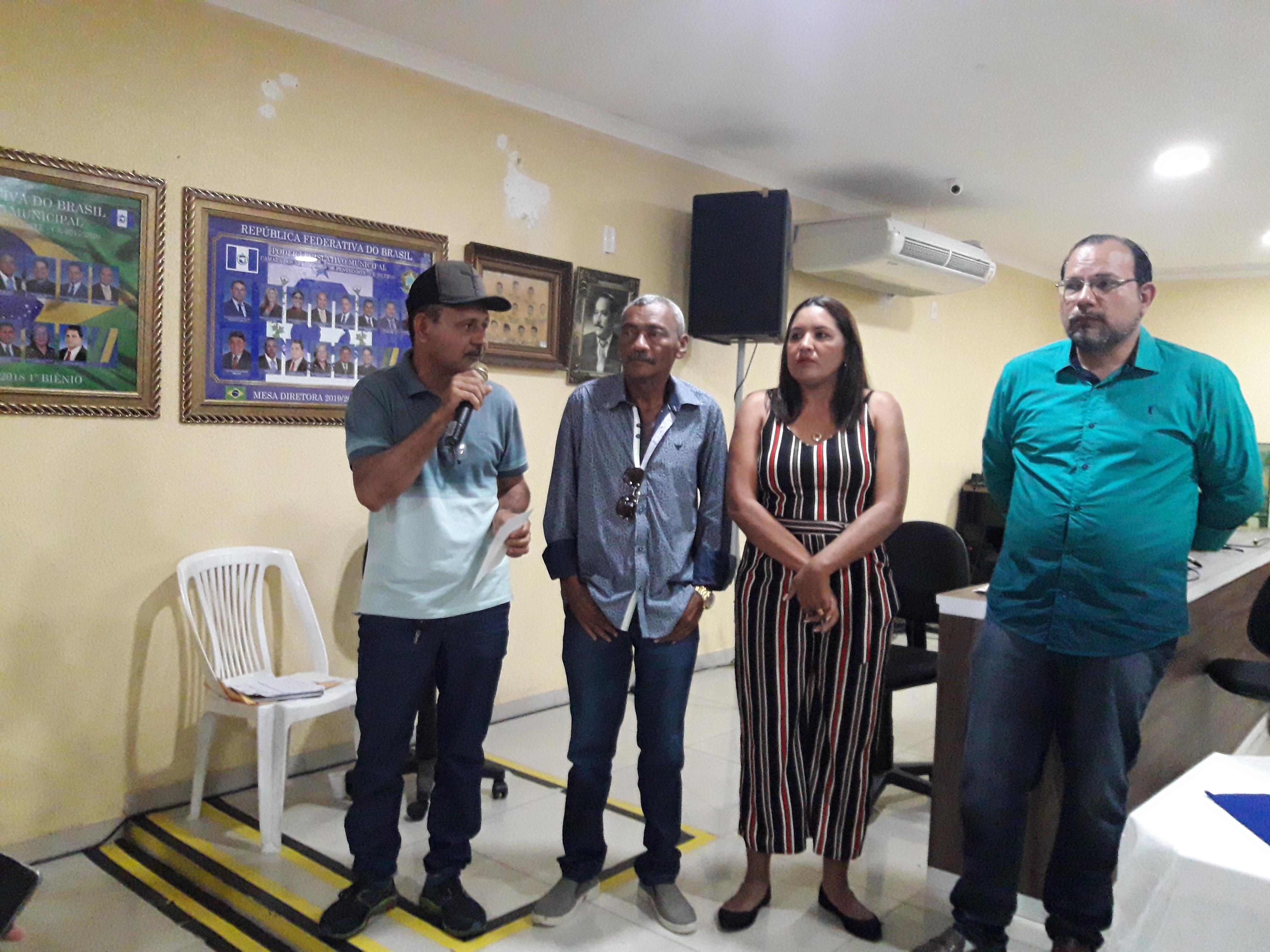 Eleita nova diretoria do Comitê da Bacia Hidrográfica do Curu
