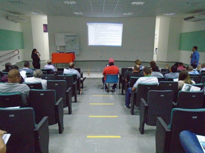 Comitê do Médio Jaguaribe discute Projeto de Lei do Mercado de Águas
