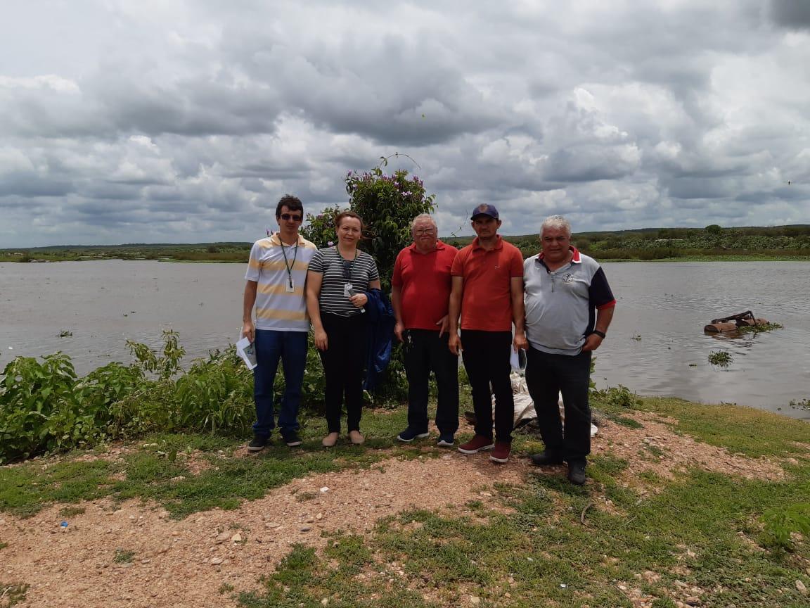 Bacia do Alto Jaguaribe: Comitê conhece principais demandas do açude Orós
