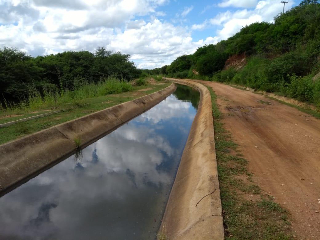 Alto Jaguaribe: Reservatórios e canais seguem com manutenção preventiva